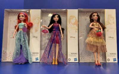 Doll Review: Disney Style Series by Hasbro