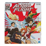 "Hasbro Marvel Reveals ""Marvel Legends Alpha Flight"" Collection at Fan Expo Canada"
