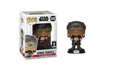 Hondo Ohnaka Funko Pop! Coming to Disney's Hollywood Studios for Star Wars: Galaxy's Edge Opening