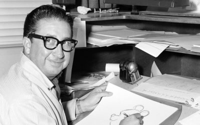 Interview: Disney Legend X Atencio and the Haunted Mansion (from August 9, 1999)