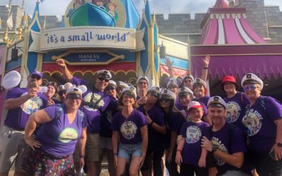 """""""it's a small world"""" Challenge: Delaware Crew Raises Money for the Leukemia and Lymphoma Society"""