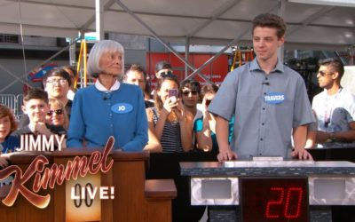 "Jimmy Kimmel to Produce ""Generation Gap"" Game Show for ABC"