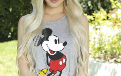 K-Pop Star Tiffany Young Talks Mickey Mouse Style in New Video from Disney