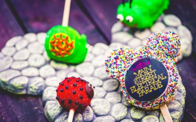 Main Street Electrical Parade-Inspired Food Coming to Disneyland