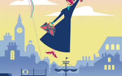 Mary Poppins Ride Coming to Epcot's World Showcase