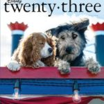 "Disney's Live-Action ""Lady and the Tramp"" Graces Cover of Disney Twenty-Three"