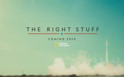 "National Geographic Announces Cast of ""The Right Stuff"" Coming to D23 Expo 2019"