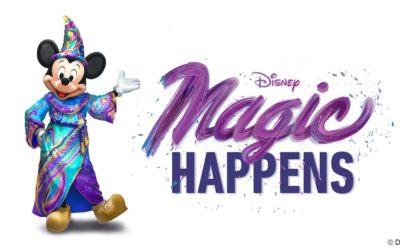 "New Daytime Parade ""Magic Happens"" Coming to Disneyland Spring 2020"