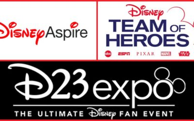 New Experiences Featuring Disney Aspire, Team of Heroes Coming to D23 Expo 2019