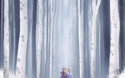 "New ""Frozen 2"" Poster, Cast Members Revealed at D23 Expo"