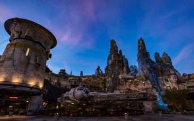 New Video Showcases Aerial Footage of Star Wars: Galaxy's Edge at Disney's Hollywood Studios