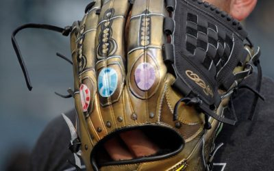 Pittsburgh Pirates Pitcher Shows Off Infinity Gauntlet-Inspired Glove