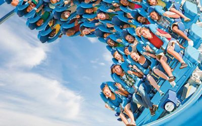 "SeaWorld Orlando to Celebrate National Roller Coaster Day with ""Thrill Fest Ride Night"" on August 16"