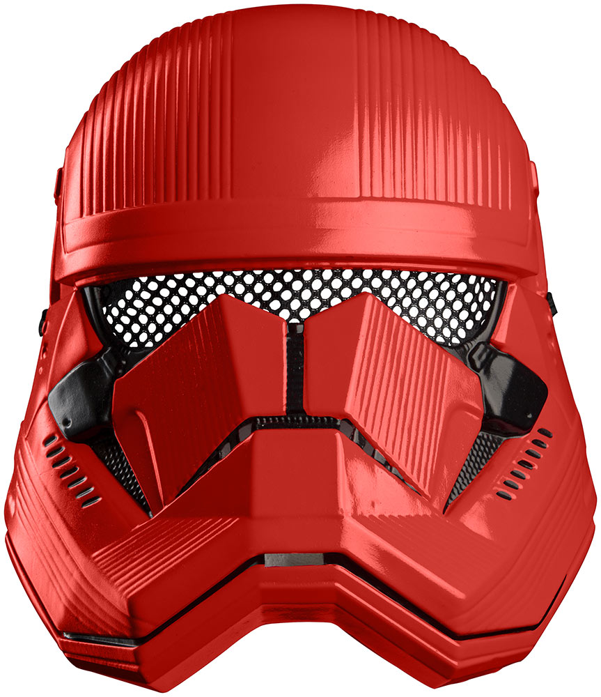 Rubies Child and adults Sith Trooper mask
