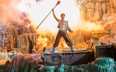 Extinct Attractions: The Eighth Voyage of Sindbad