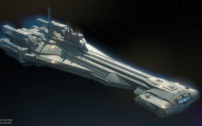 "Star Wars Hotel, ""Star Wars: Galactic Starcruiser"" Announced at D23 Expo"