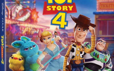"""Toy Story 4"" Coming to Digital and Blu-Ray This October"