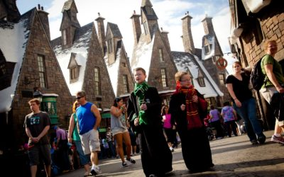 Universal Orlando Resort Introduces New Enhancements to The Wizarding World of Harry Potter Vacation Package