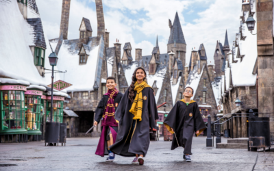 Universal Orlando Resort Launches Social Media Sweepstakes to Visit the Wizarding World of Harry Potter