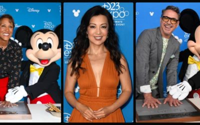 Videos: Disney Legends Ceremony 2019 — Robert Downey Jr., Robin Roberts, Ming-Na Wen