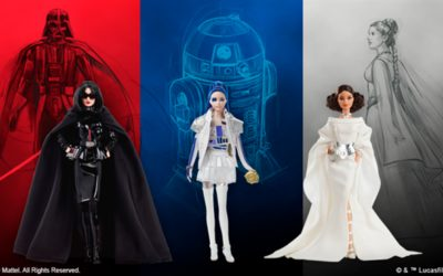 Mattel's Star Wars x Barbie Collection Available Now For Pre-Order