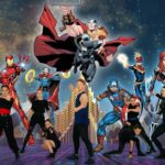 Avengers-Themed Workout Class Inspires Kids to Move Like Their Favorite Heroes