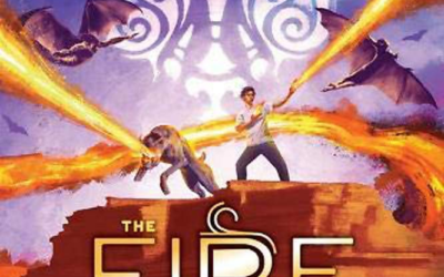 "Book Review – ""The Fire Keeper: A Storm Runner Novel"""