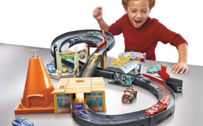 "Celebrate Lightning McQueen Day With New ""Cars"" Merchandise from Mattel"