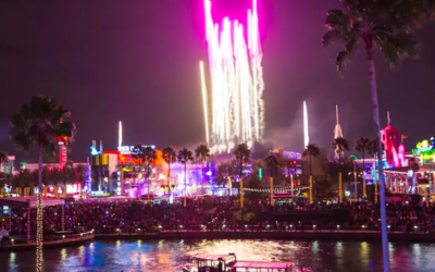 Celebrate New Year's Eve With One of These Parties at Universal Orlando Resort