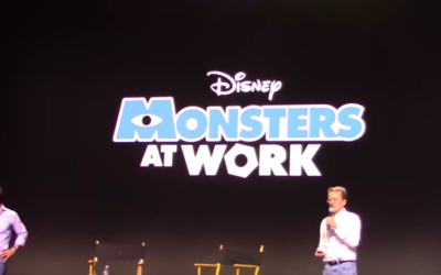 "Countdown to Disney+: ""Monsters at Work"""