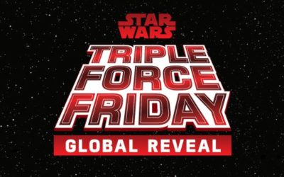 Countdown to Triple Force Friday to Kick Off This Thursday with Livestream Event