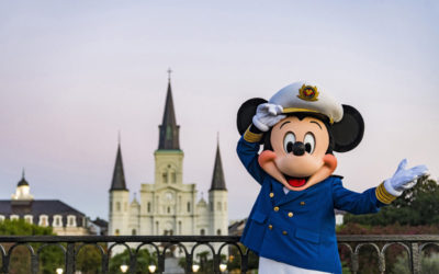 Disney Cruise Line Announces 2021 Itineraries Including Limited-Time Return to New Orleans