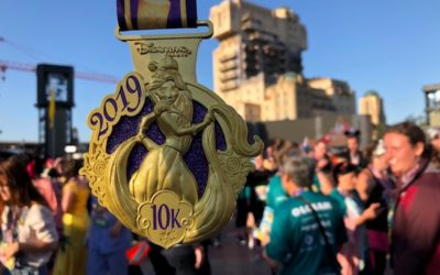 Disneyland Paris Run Weekend Recap (Part 2): A 10K as Lovely as a Disney Princess