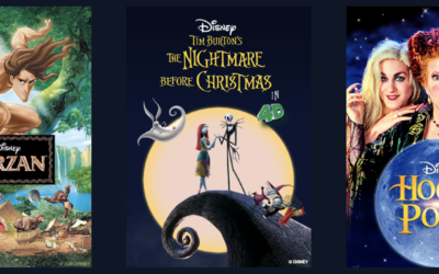 El Capitan Theatre Celebrates the Season with Disney Fall Family Favorites and New SparkShorts