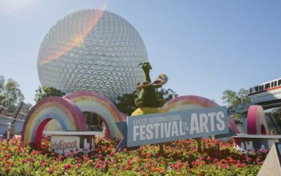 Epcot International Festival of the Arts Announced to Return in January