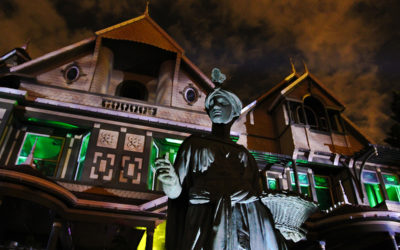 "Event Review: ""Unhinged"" Immersive Halloween Experience at Winchester Mystery House"