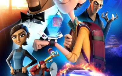 "Fox Drops New Trailer, Poster for ""Spies in Disguise"""