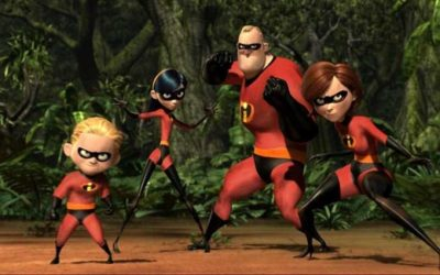 "Freeform 30 Days of Disney - Day 5: ""The Incredibles"""