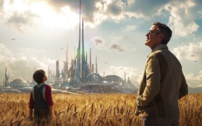 "Freeform 30 Days of Disney - Day 8: ""Tomorrowland"""