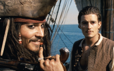 "Freeform 30 Days of Disney - Day 9: ""Pirates of the Caribbean: The Curse of the Black Pearl"""