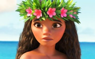 "Freeform's 30 Days of Disney: Day 16 - ""Moana"""