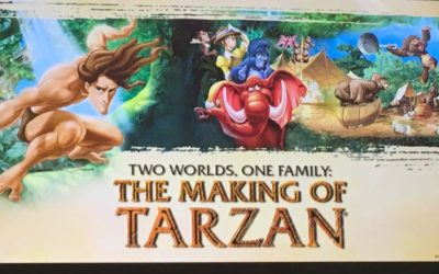 "Freeform's 30 Days of Disney – Day 30: ""Tarzan"""