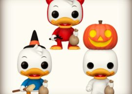 Funko Releases Huey, Dewey, and Louie Limited Edition Halloween 3-Pack Bundle