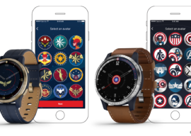 "Garmin Announces Legacy Hero Series GPS Smartwatches Inspired by ""Captain Marvel,"" ""Captain America: The First Avenger"""