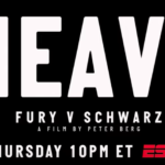 """HEAVY: Fury v Schwarz"" Set to Premiere on September 12 on ESPN"