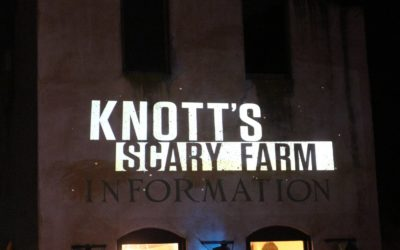 Knott's Scary Farm 2019 - A First Timer's Review