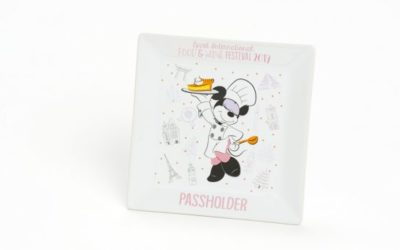New Annual Passholder Exclusive Merchandise Available at Epcot International Food & Wine Festival