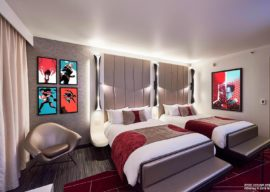 New Details Shared for Disney's Hotel New York - The Art of Marvel at Disneyland Paris