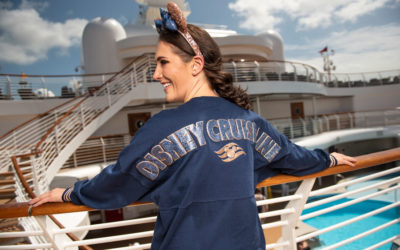New Disney Color Collection Nautical Navy Debuts Exclusively on Disney Cruise Line