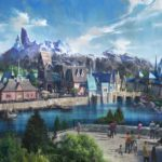 New Look at Frozen Land, More Frozen Offerings Coming to Disneyland Paris
